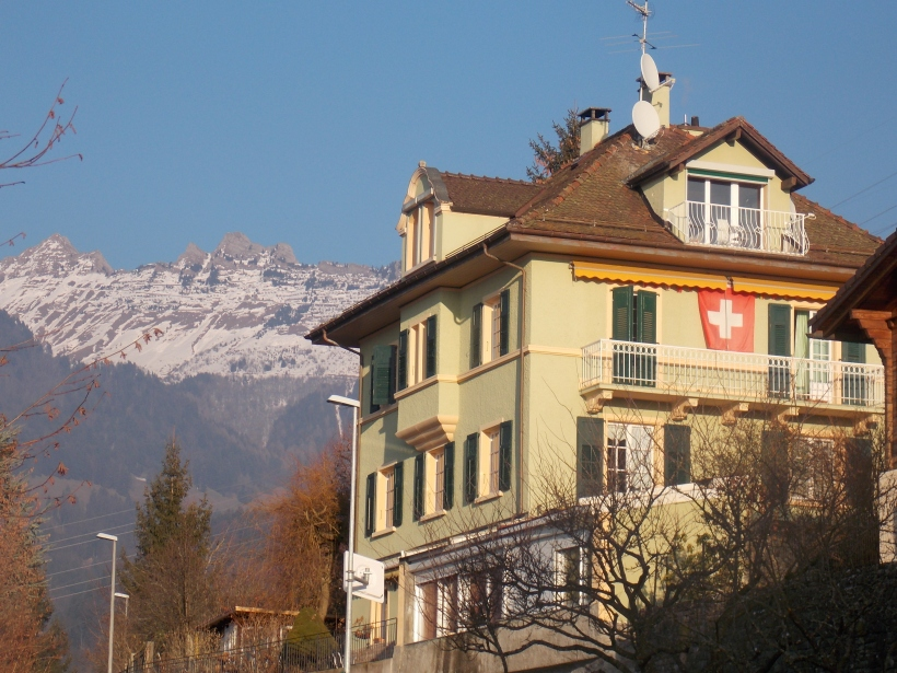 Glion, Switzerland.
